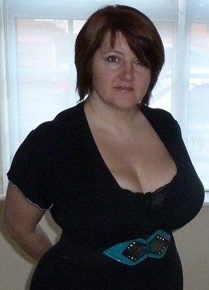 Woman With Triple Q Breasts - Image 4 FAP