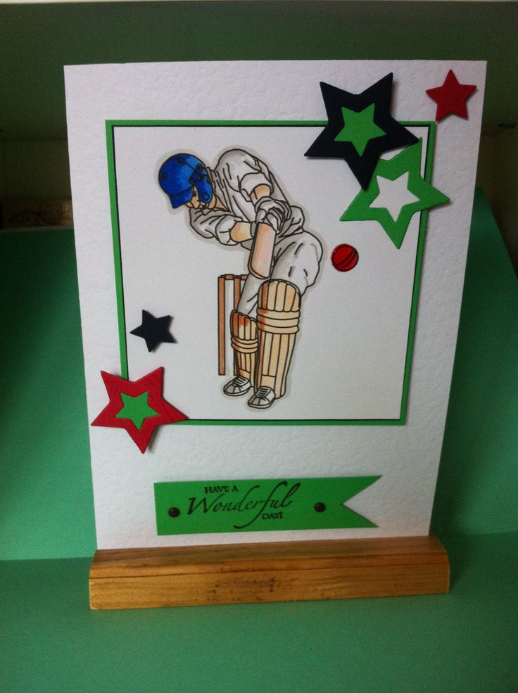 17 Best Images About Sports Cricket On Pinterest Card