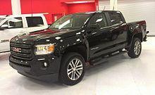 Chevrolet Colorado - Wikipedia