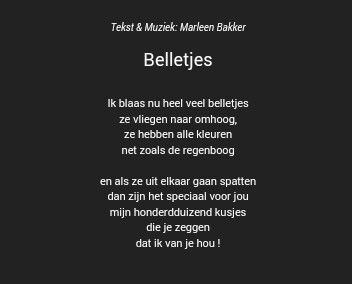 Belletjes