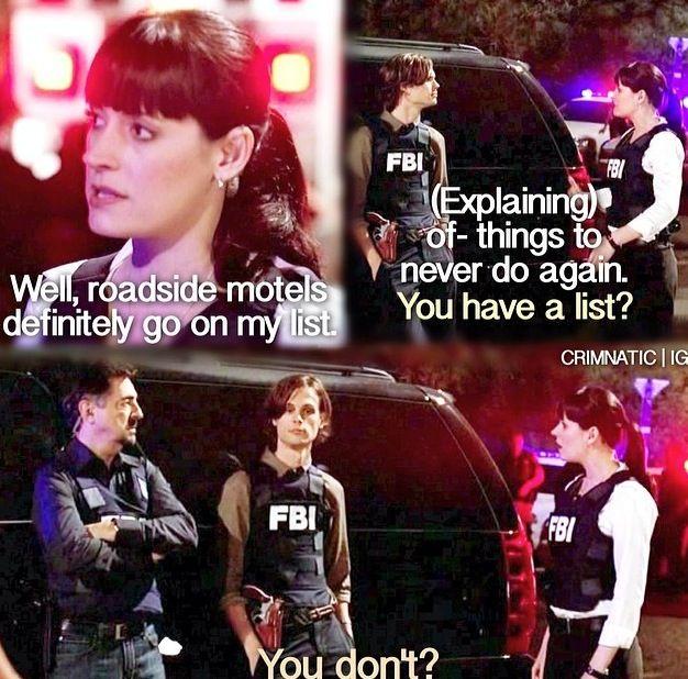 Emily Prentiss- Criminal Minds