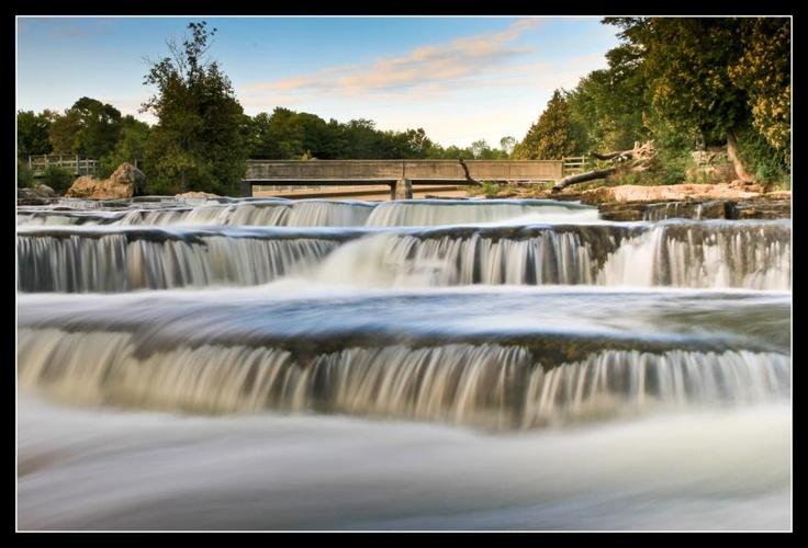 Sauble Falls - South Bruce Peninsula