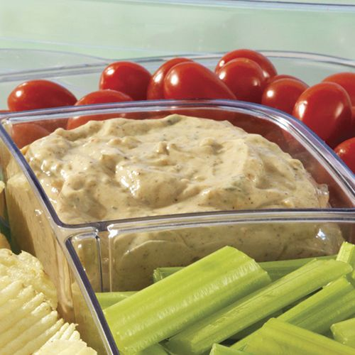 Southwestern Dip - The Pampered Chef®--too late for Thanksgiving, but look out CHRISTMAS celebrations!