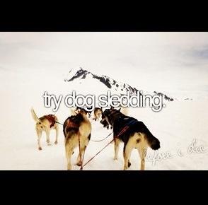 Try dog sledding at the Fairmont Montebello. http://www.fairmont.com/montebello/pdf/lcm-activity-guide-2014/