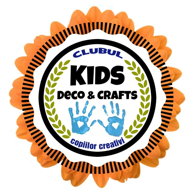 Clubul ''Kids Deco & Crafts | Clubul copiilor creativi