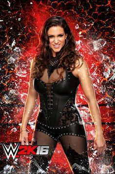 Chief Brand Officer of WWE, Stephanie McMahon-Helmsley http://hubpages.com/sports/Female-Wrestling-The-History-of-the-Divas-2
