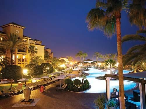 Marriott's Marbella Beach Resort, 29604 Marbella, Málaga, Spain