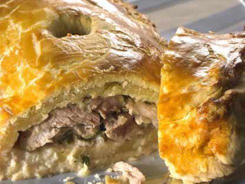 Pâté lorrain de Jean-Pierre Coffe  Plus de découvertes sur Le Blog des Tendances.fr #tendance #food #blogueur