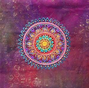 embroidered mandala - Bing Images