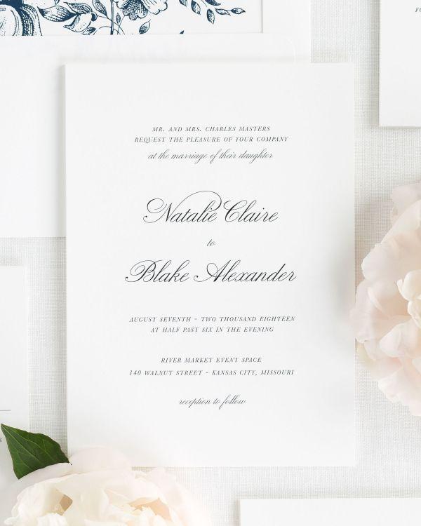 Option 1 Happy Day Printable Wedding Invitations Kit Party City Print In Black Ink Inv Wedding Invitation Kits Wedding Planner Binder Wedding Printables