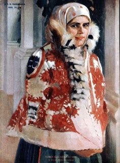 Gidófalviné Pataky Etelka  (1898-1984): Young married woman from Torockó (Romanian: Rimetea,  is a commune located in Alba County, Romania, but before Treaty of Trianon in 1920 it was part of Austro-Hungarian monarchy. At the 2011 census, 91.4% of inhabitants were Hungarians and 8.3% Romanians.