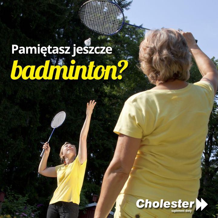 Przypominamy o badmintonie  #zdrowie #sport #badminton