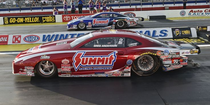 Motor'n | Holley EFI Puts KB Racing in Victory Lane on Historic Day in NHRA Pro Stock