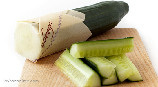 A Plastic-Free Food Wrap Set - for free!