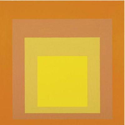 Albers~ Project 3: Color in Context/Simultaneous Contrast