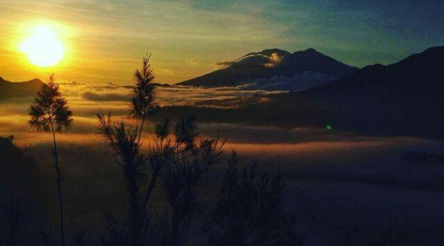 Tops Bali Trekking Tour Options