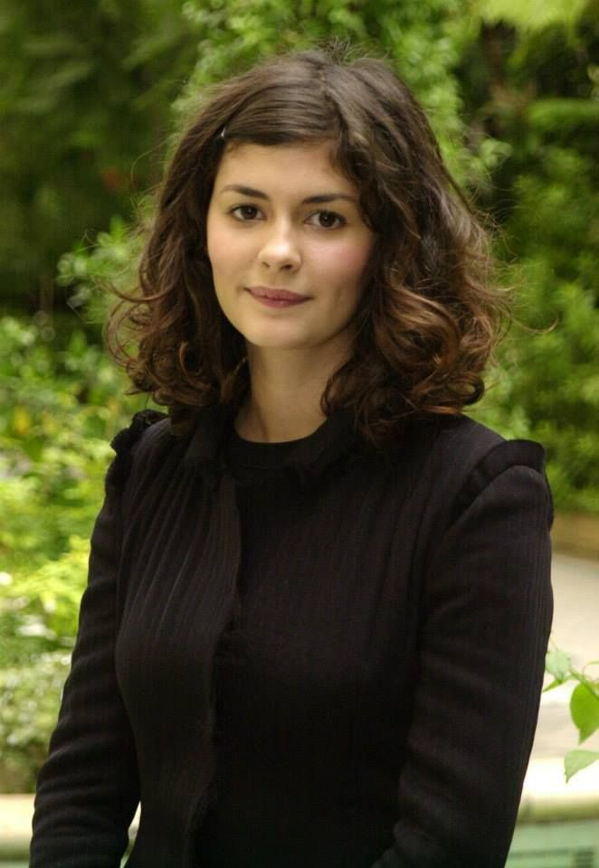 Audrey Tautou who played Amelie in Amelie