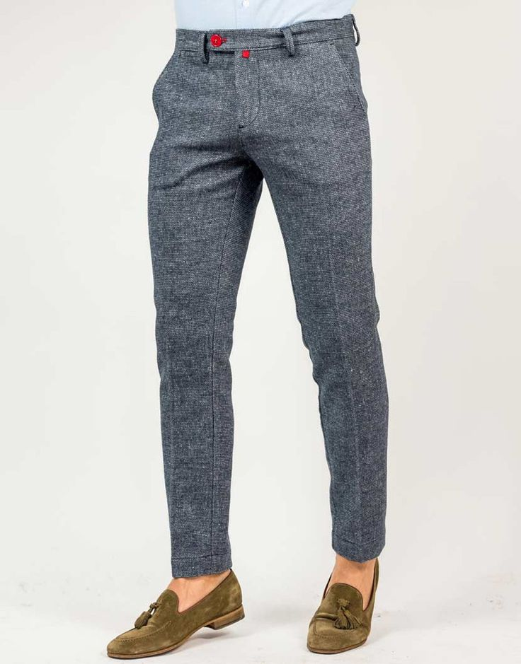 Sartorial Trouser Baronio – Nohow Style