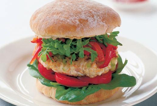 Chicken Burger | Nestlé Choose Wellness
