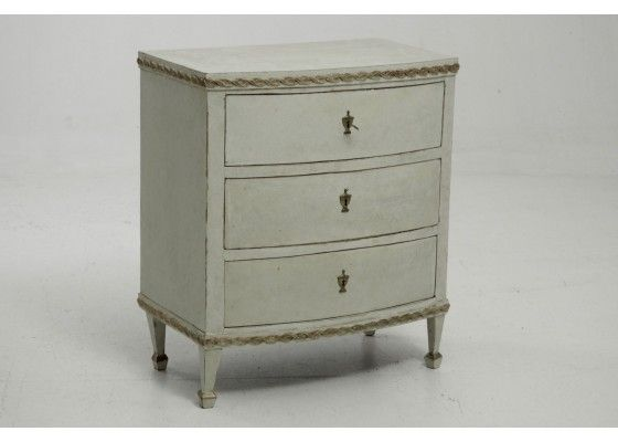 Antique Scandinavian Chest of Drawers