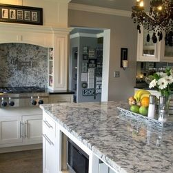 Ice Blue Granite Design Ideas Pictures Remodel And Decor