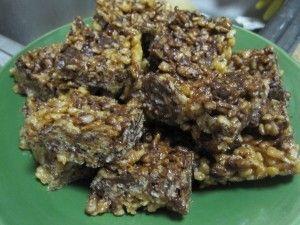 Vegan Rice Krispy Treats