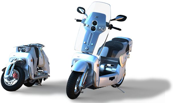 the 25 best ideas about motor scooters on pinterest vespa vespa motor scooters and motorised. Black Bedroom Furniture Sets. Home Design Ideas