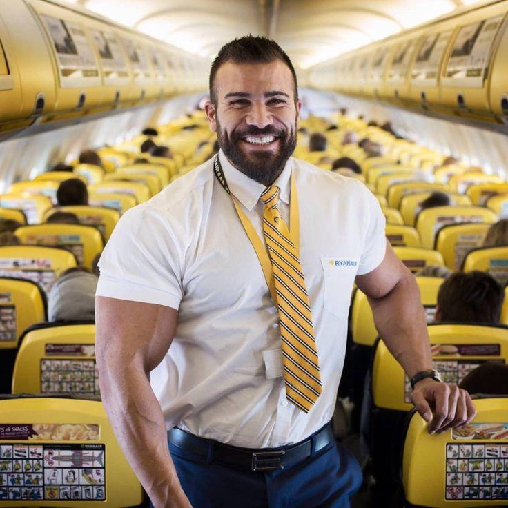 meet gay flight attendants at hotel