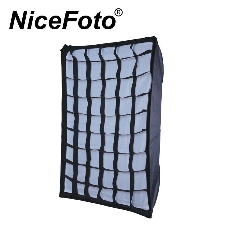Софтбокс с сотами NiceFoto NE-50x70cm (размер 50x70 см)