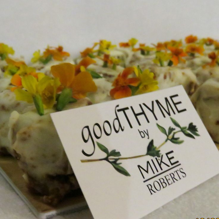 goodTHYME with Mike Roberts officially launched.