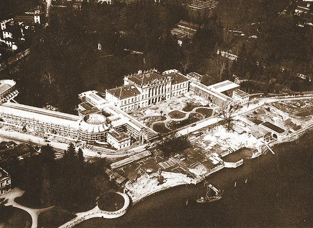 Villa Olmo 1927 | Como #lakecomoville