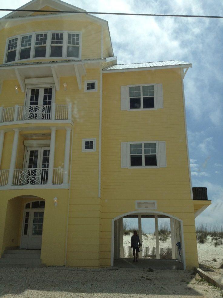 1000 images about beach house exterior design on - Beach house color schemes exterior ...