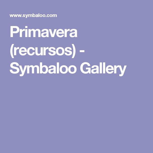 Primavera (recursos) - Symbaloo Gallery