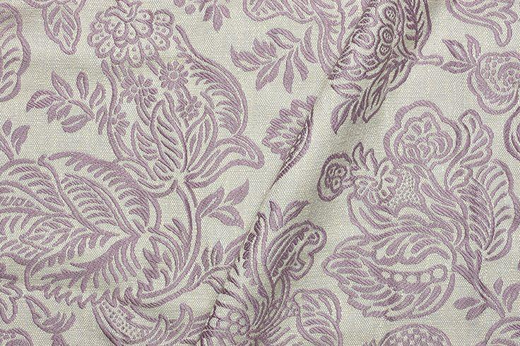 Tiffany Fabric - TFX112-1 by Giardini Italian Wallcovering