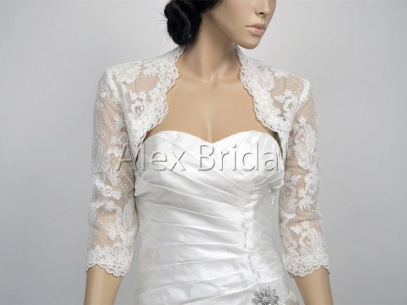 Best 25+ Wedding Bolero Ideas On Pinterest