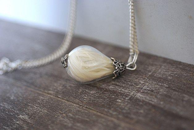 Ketten lang - 925 Sterling Silber ♥ Engelsflügel ♥ Kette - ein Designerstück von madamlili bei DaWanda