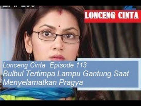 Lonceng Cinta  Episode 113 Bulbul Tertimpa Lampu Gantung Saat  Menyelama...