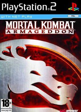 Mortal Kombat Armageddon [PAL] [Español] PS2