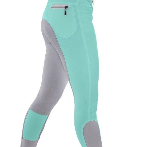 These are the full seat white show breeches with the BLING design on the pocket. These are amazing! It is Eponia's own crown design. These are very glamourous and look amazing on. They are not as over the top as you might think. You do not have to be bold to wear these. These make