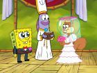 Spongebob and Sandy, Gets Married