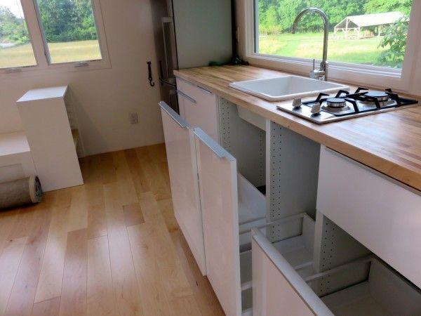 338 best My Tiny House kitchen images on Pinterest Tiny house