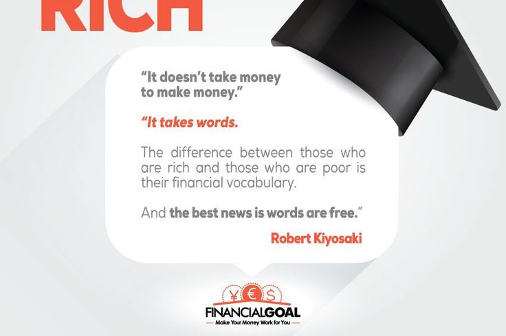 Vocabulary of the Rich People