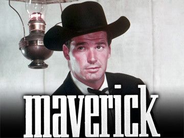 Maverick TV Series | Titelbilder aus div. Zeitschriften von früher