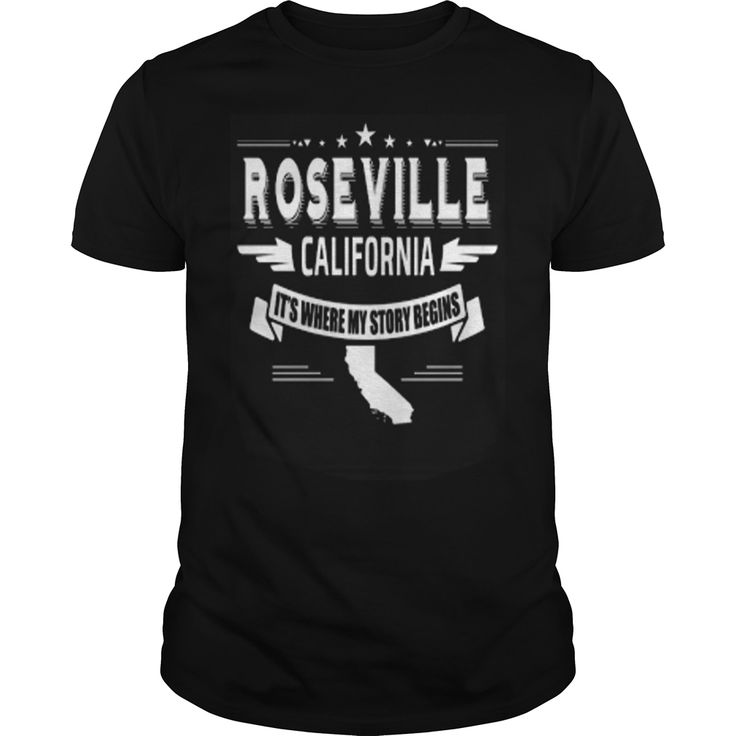 Roseville #california, Order HERE ==> https://www.sunfrog.com/LifeStyle/109967026-304483644.html?6782, Please tag & share with your friends who would love it , #christmasgifts #renegadelife #birthdaygifts