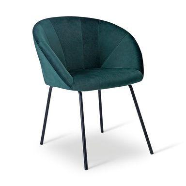 Fåtölj Nicki, 65,5x79x67 cm, grön