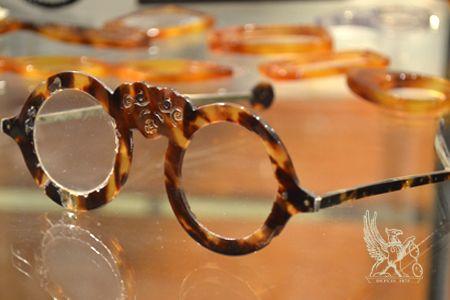 Modèle de lunettes fin XIXème début XXème siècle, identique à celle portée par…