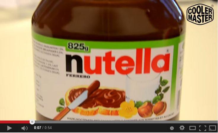 Nutella Thermal Paste - Does it Work? - Futurelooks