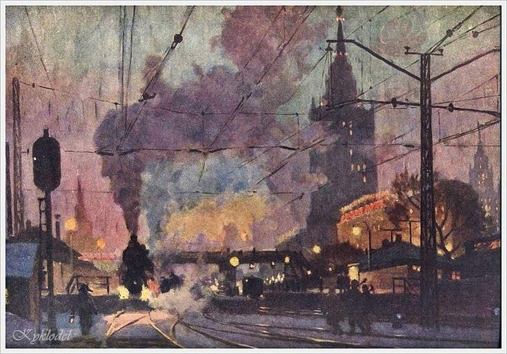 Сатель Георгий Эдуардович, «Москва - Каланчевская».