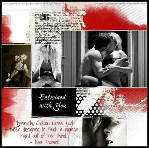 #CrossfireSeries - Entwined With You #3 by #SylviaDay