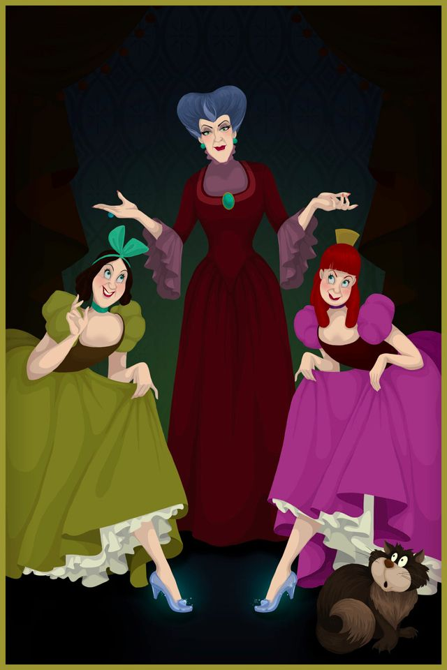 cinderellas stepmother not so evil after Having a stepmother means you have someone else in your life to have fun with you can feel free to act yourself, to be silly and to find joy and enjoy the little things in life with a not-so-evil stepmother.